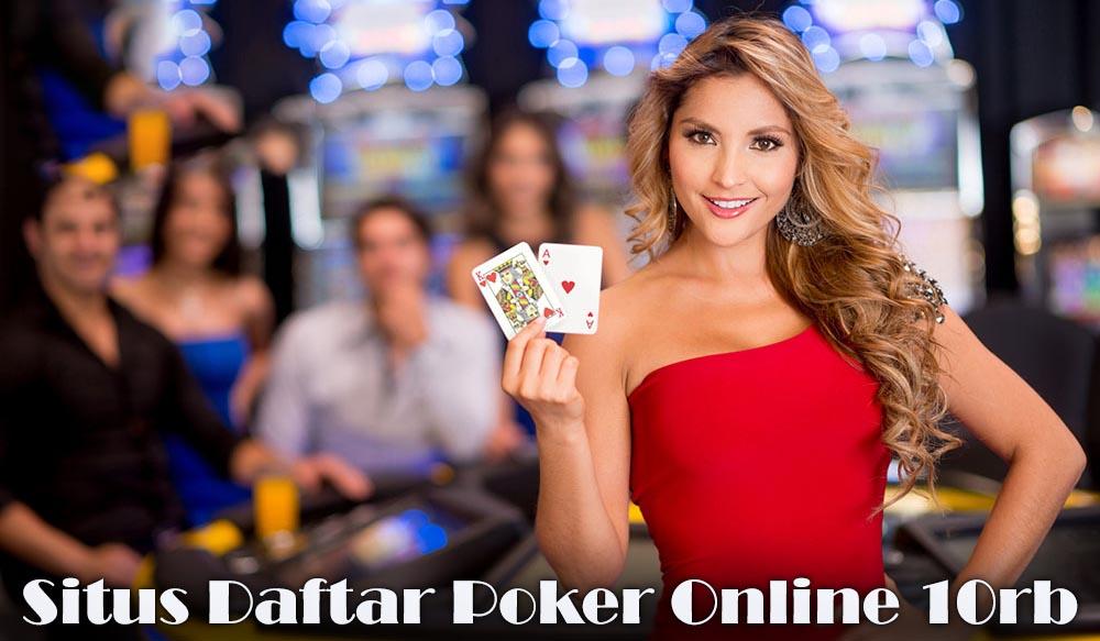 Situs Poker Online Terpercaya Minimal Deposit Pulsa 10rb