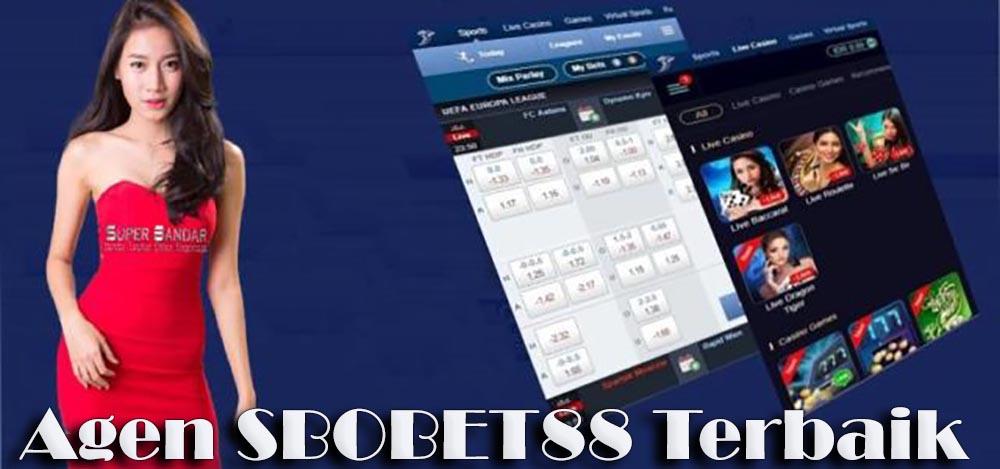 Agen Judi SBOBET88 Bola Terbaik Minimal Deposit Termurah
